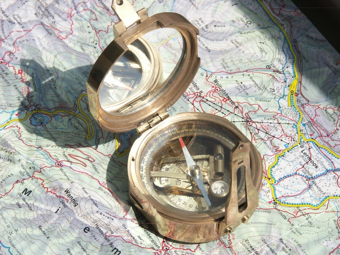 The Future's So Bright, We need a headlamp, map and compass… Part 2.