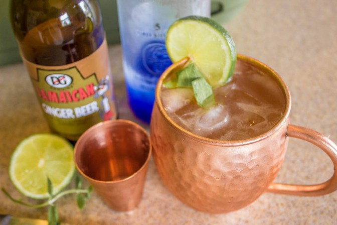 Copper Mugs & Moscow Mules –Product Review.